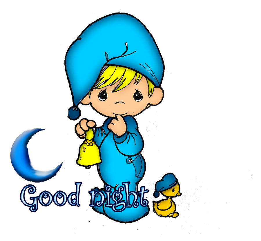 good night baby by pr3ciousmment on deviantart rh pr3ciousmment deviantart com good night clip art images goodnight moon clipart