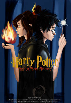 Harry Potter and the Fire Heiress cover
