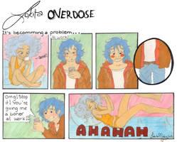 Lokita Overdose - it's becoming a problem... by Lokita-Naky