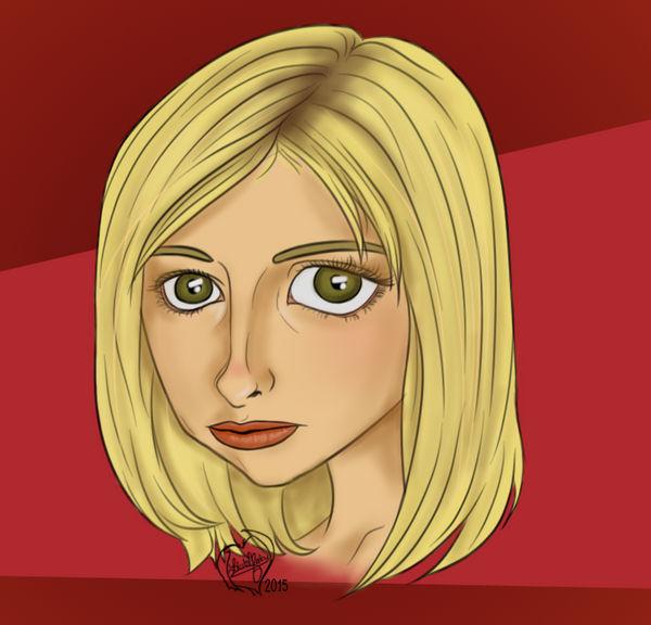 Buffy by Lokita-Naky