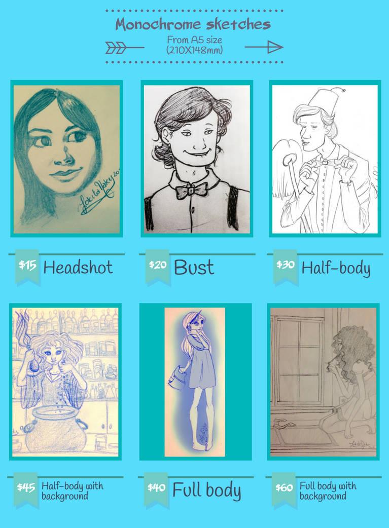 Sketches Block 3 by Lokita-Naky