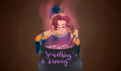 Brewing a cuppa