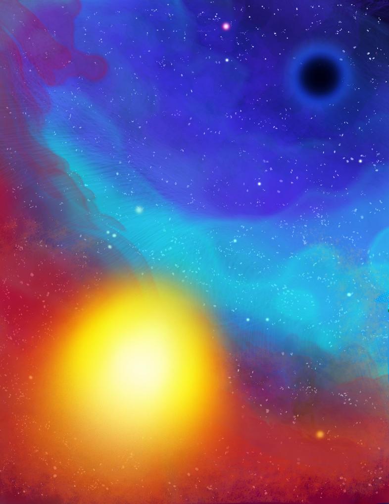 Warm-Cool Color Study by SuperScroggz on DeviantArt