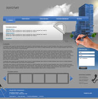 planning company website by eganet
