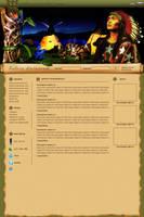 entheogens website design by eganet