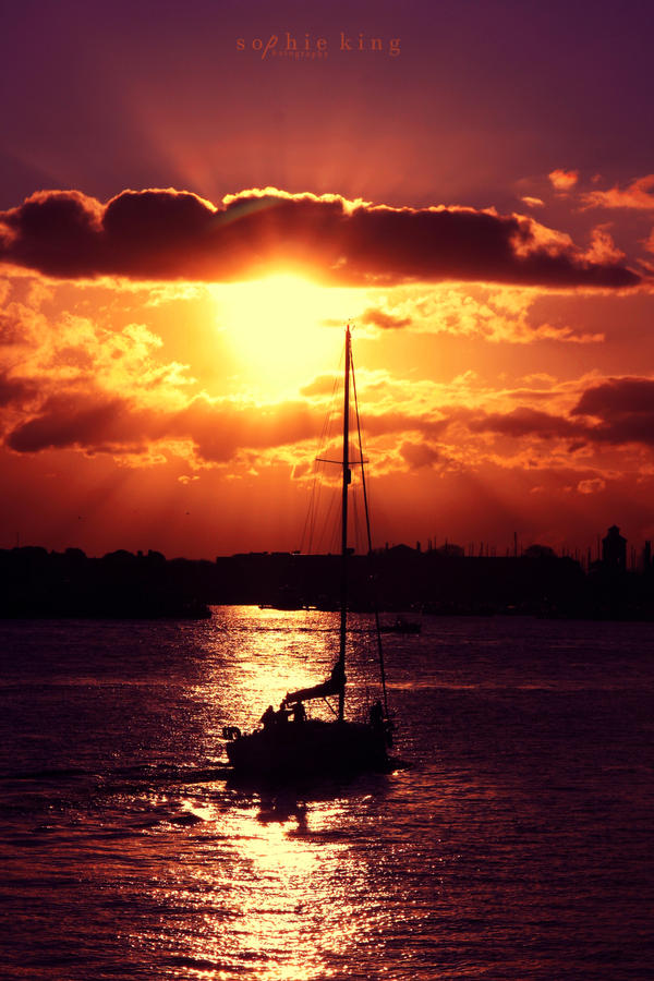 Sail away by Nariscuss