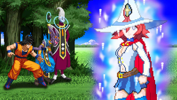 The Ultra Instinct of the 4th Supreme Sorceress