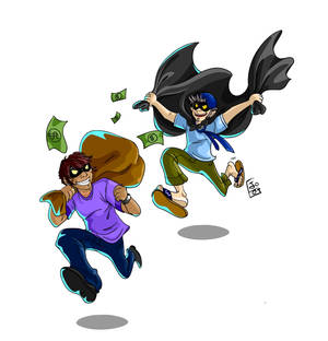 Make Crime to Fight Crime