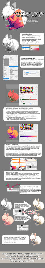 Gradient Maps for Digital Painting - Part 1