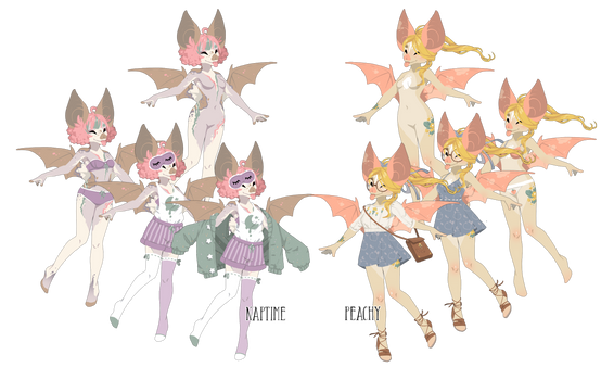SOLD - Batgirls 2!