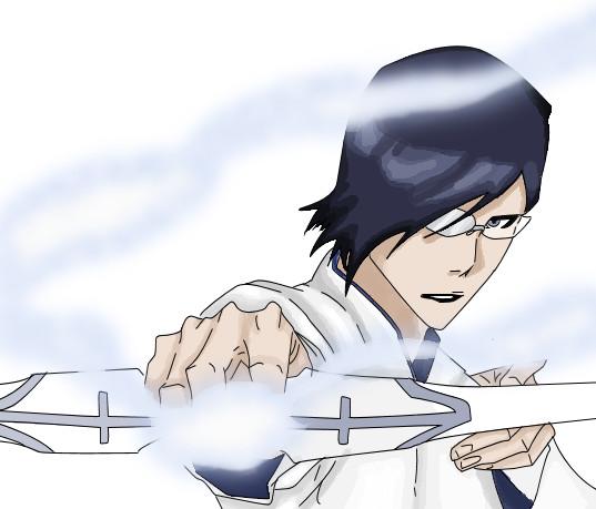 Uryu Ishida Bow Uryu Ishida by Conman59