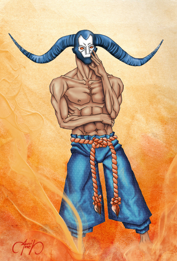 Jinn by neronin