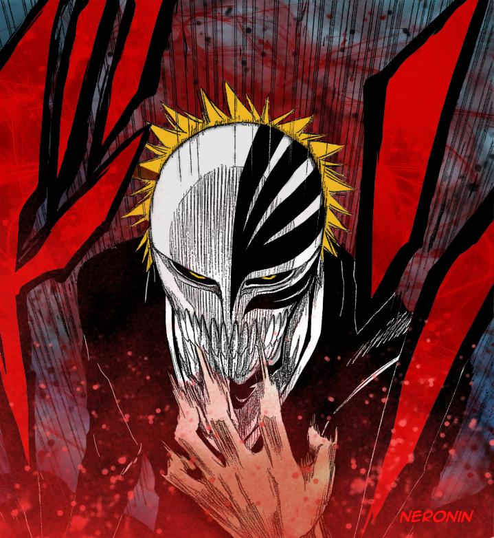 DeviantArt: More Like Bleach: The Red Hollow By Kiarou