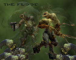 the Flood by backward-HER0