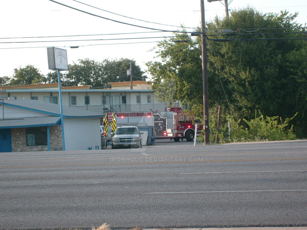 Copperas Cove Fire Department, 27 July 2015 by Ironhold
