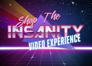 Shop The Insanity - Main YouTube Logo