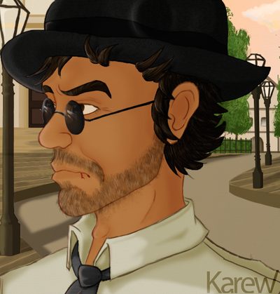 Goodmorning Mr. Holmes by Karew