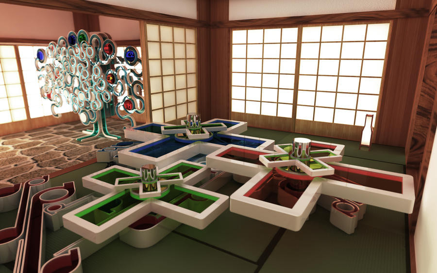 japanese style with chromatic by k3 studio on deviantart