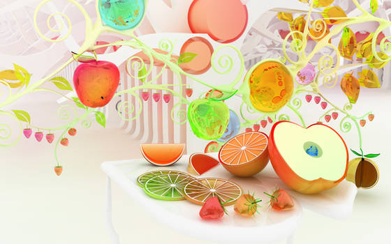 Chromatic fruits
