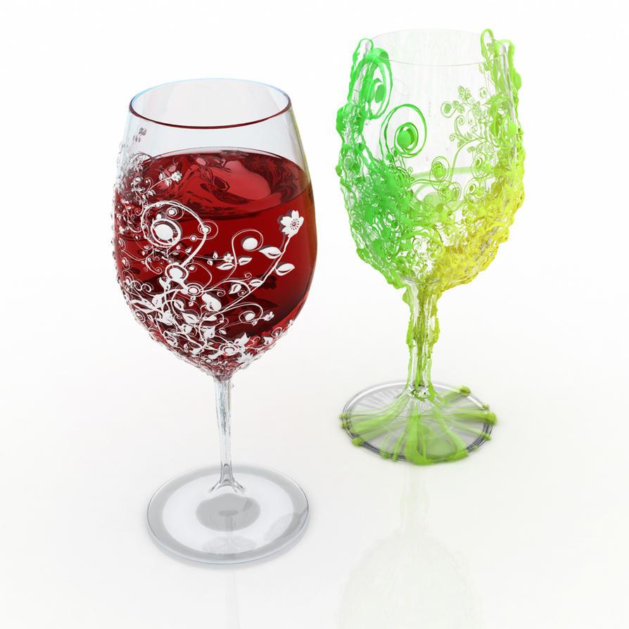Glasswork by k3-studio