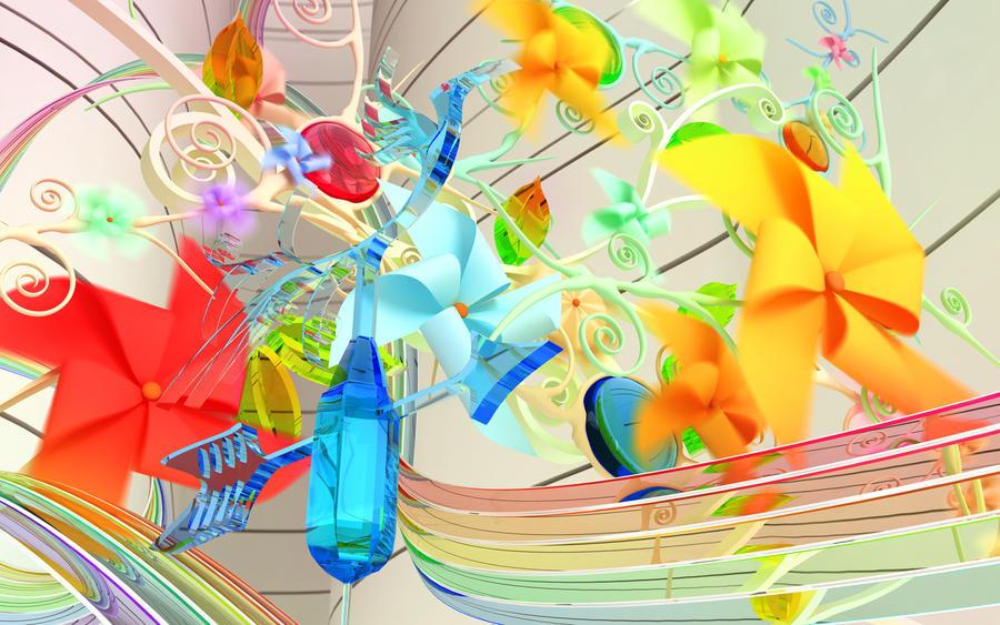 Wind path by k3-studio