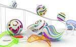 Chromatic spheres