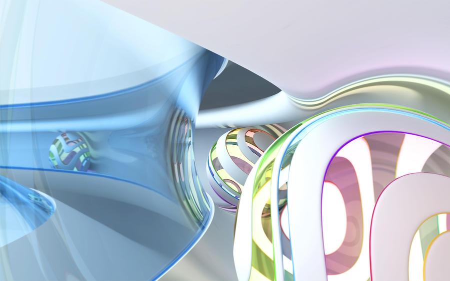 2nd Chromatic spheres by k3-studio