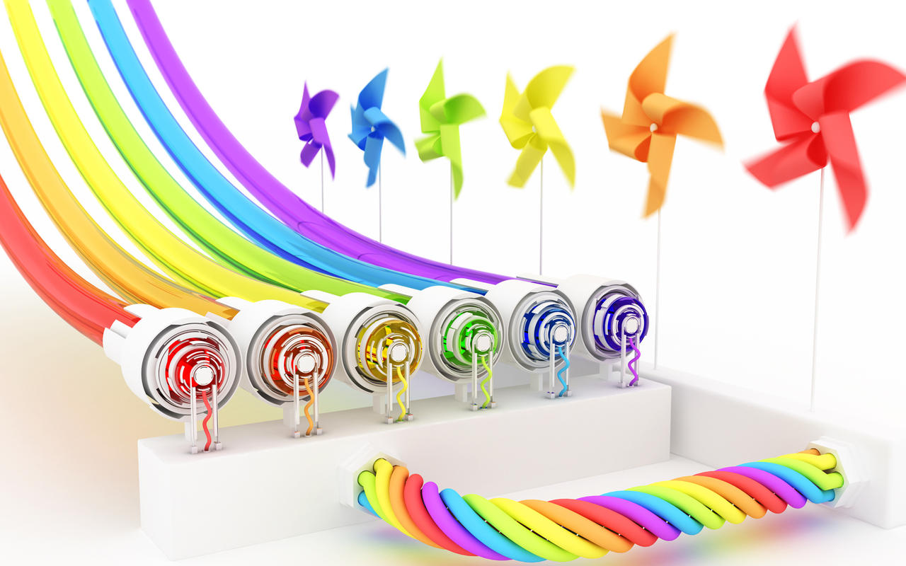 Rainbow generator by k3-studio