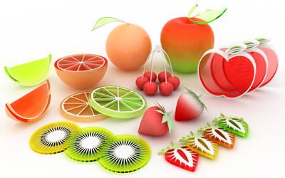 Fruit picking by k3-studio