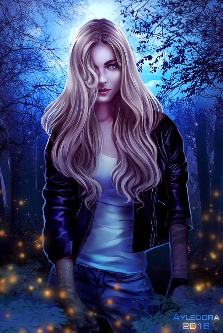 Wolf by Ayledora