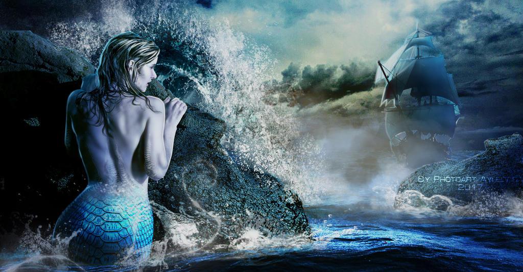 mermaid by Ayledora