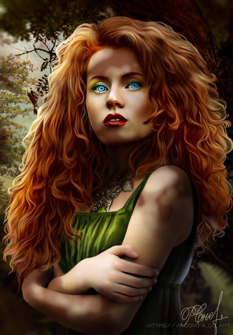 fairy by Ayledora
