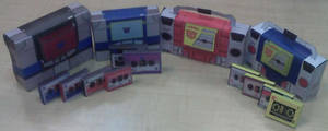 Transformers Tapes