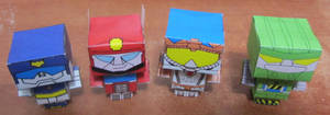 Rescue Bots CUBEE