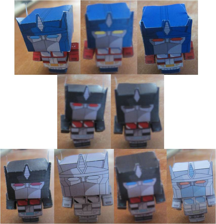 Transformers Hollowkingking's CUBEE by aim11