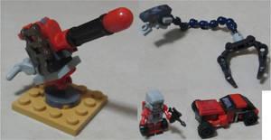 KRE-O A2235/A2205 Mech Venom Strike