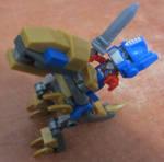 KRE-O A8603 Dinobot Ride (AOE)