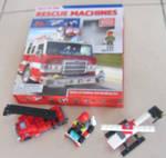 Build My Own - Rescue Machnines