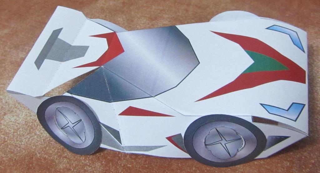 Jacky Car Mode by aim11