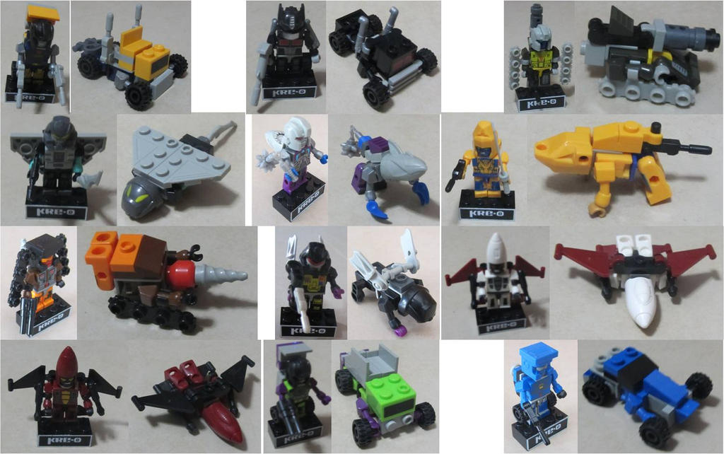 KRE-O Kreon Collection 3 (A2200) by aim11