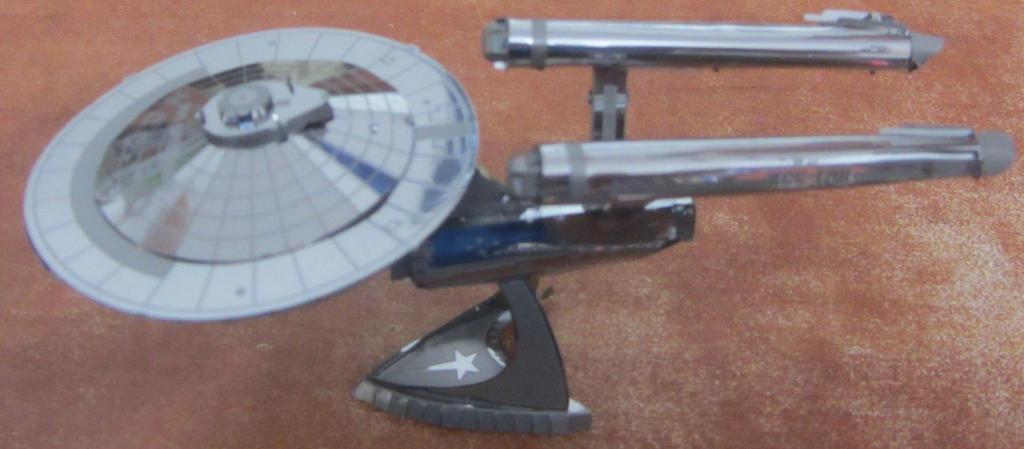 Metal Earth Enterprise by aim11