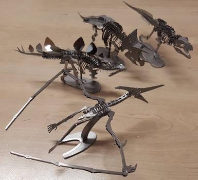 Metal Earth - Dinosaurs