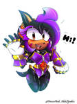 Hi!^^ (Princess Mirah Blade the hedgehog)