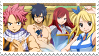 Fairy Tail Stamp 2 by whiteflamingo