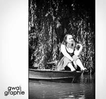 neverland rowboating by Gwali