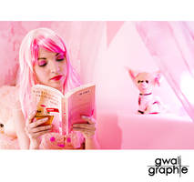 ..in a barbie world.. 3 by Gwali