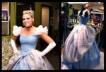 Cinderella costume by Saltlake-tightlacer