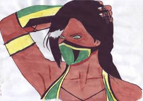 Mortal Kombat Jade by MortalKombatChamp