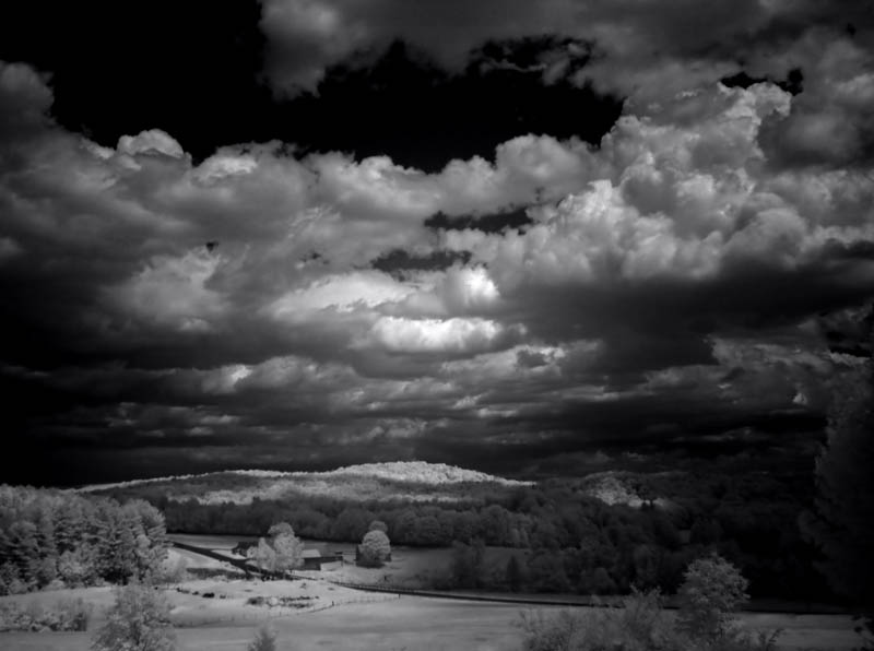 Afternoon Dreamscape - IR3