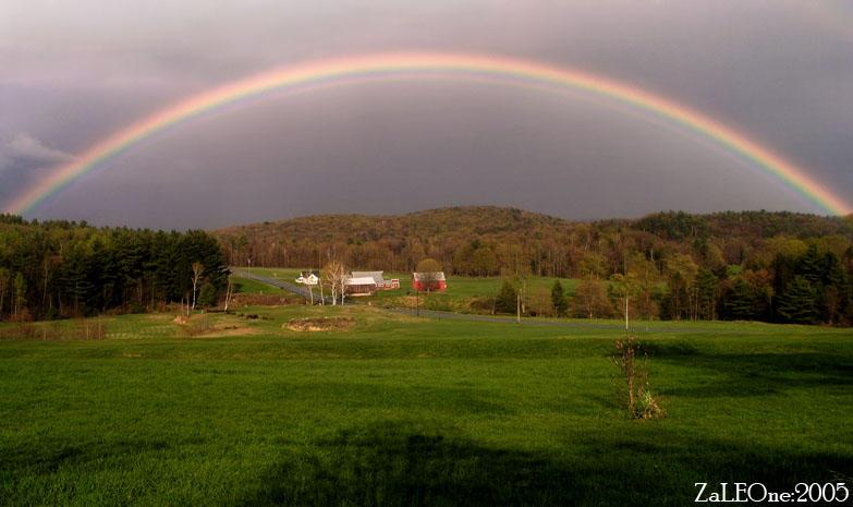 rainbow again